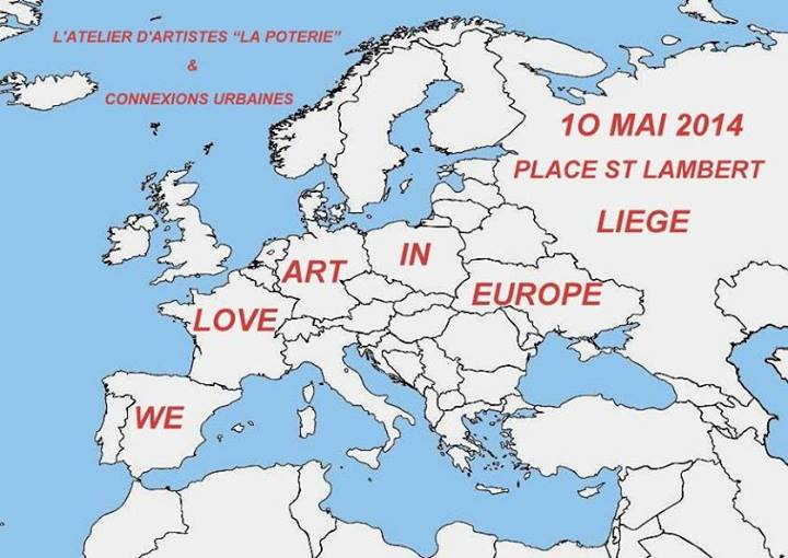 We Love Art In Europe
